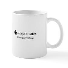 Alley Cat Allies LOLcats Mug - I can haz TNR?