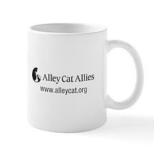 Alley Cat Allies logo mug