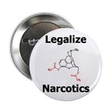 Legalize Narcotics / Heroin Molecule