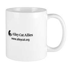 """My cats are eartipped"" Mug"