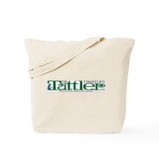 Treetops-Tattler Flag (Shoe) Tote Bag