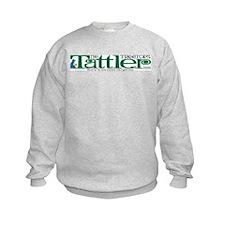 Treetops-Tattler Flag (Shoe) Kids Sweatshirt