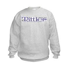 Treetops-Tattler Flag (Cosmo) Kids Sweatshirt