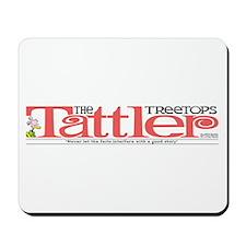 Treetops-Tattler Flag (Roz) Mousepad