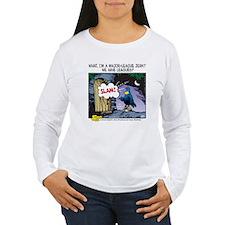 Major League Jerk Women's Long Sleeve T-Shirt
