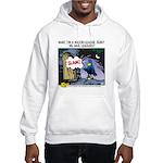Major League Jerk Hooded Sweatshirt