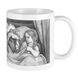 Dore's Red Riding Hood Mug