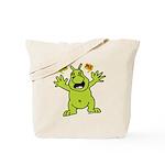 Hug Me, I'm Green! Tote Bag