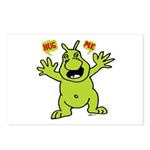 Hug Me, I'm Green! Postcards (Package of 8)