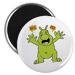 Hug Me, I'm Green! Magnet
