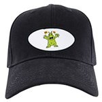 Hug Me, I'm Green! Black Cap