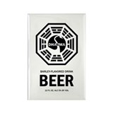 Dharma Beer Rectangle Magnet