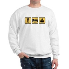 Eat Sleep Brew Sweatshirt