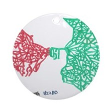 Help for Haiti Ornament (Round)