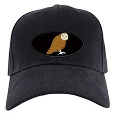 Midnight Owl Baseball Hat