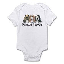 Basset Hound Lover Infant Bodysuit