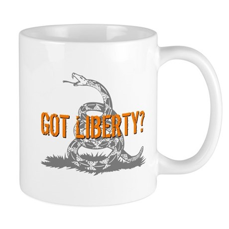 Got Liberty Rattlesnake Mug