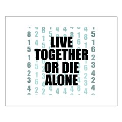 LOST Live Together Posters