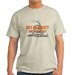 Don't Give Me Debt Light T-Shirt