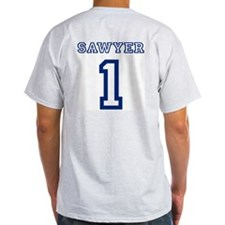 SAWYER Prop of Oceanic T-Shirt
