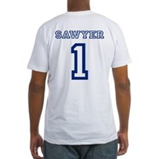 SAWYER Prop of Oceanic Shirt