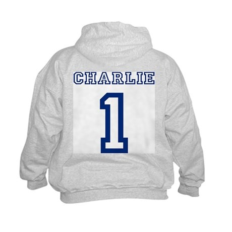 CHARLIE Prop of Oceanic Kids Sweatshirt