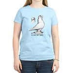 Royal Snow Tumbler Pigeon Women's Light T-Shirt