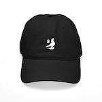 Royal Snow Tumbler Pigeon Black Cap