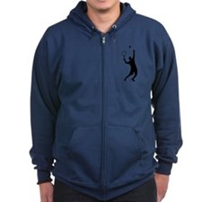 Tennis Zip Hoody