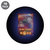 "Cool Space adventure 3.5"" Button (10 pack)"