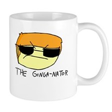 the ginger-nator mug