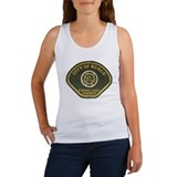 Norco California Police Women's Tank Top