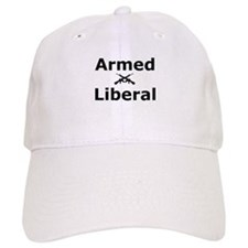 Armed Liberal Baseball Cap