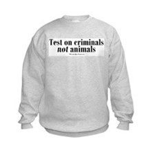Criminal Behavior Sweatshirt