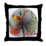 Fan of Yours Throw Pillow