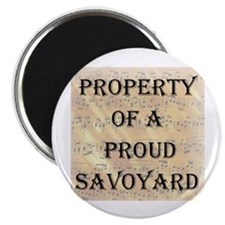 Proud Savoyard Magnets (10-pack)