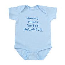 Matzah Balls Passover Infant Bodysuit