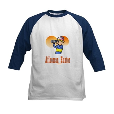 Afikoman Hunter Passover Kids Baseball Jersey