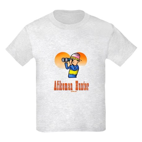 Afikoman Hunter Passover Kids Light T-Shirt