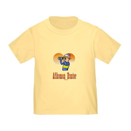 Afikoman Hunter Passover Toddler T-Shirt