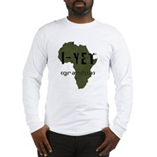 Amharic Grandpa Long Sleeve T-Shirt
