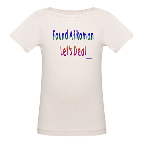 Found Afikoman Passover Organic Baby T-Shirt