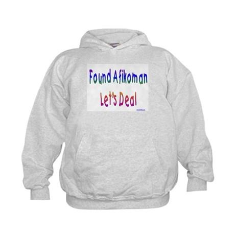 Found Afikoman Passover Kids Hoodie