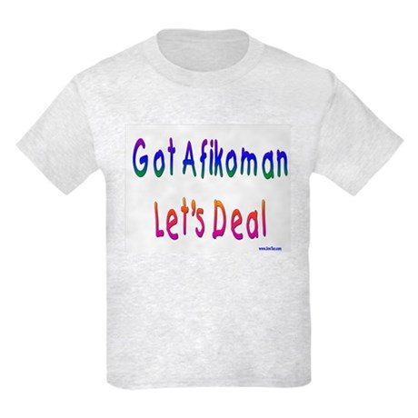 Got Afikoman Passover Kids Light T-Shirt