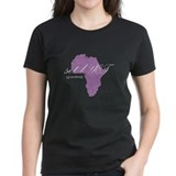 Amharic Grandma (lavender) Tee