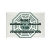 My Name Is Henry Gale Rectangle Magnet (100 pack)