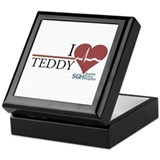 I Heart Teddy - Grey's Anatomy Keepsake Box