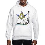 California Freemasons Hooded Sweatshirt