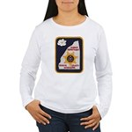 Rankin County Sheriff Women's Long Sleeve T-Shirt
