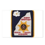 Rankin County Sheriff Postcards (Package of 8)